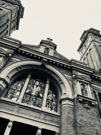 Cathedral in Seattle